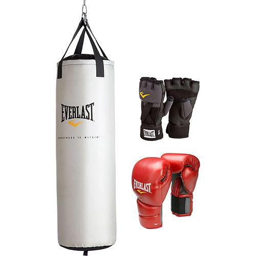 Everlast Everlast Women's Heavy Bag Kit - 60 lbs.